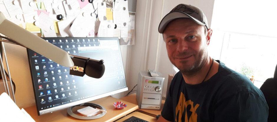 Interview med Christoffer Kejser Larsen