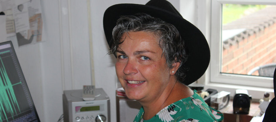 Interview med Mette Hardam